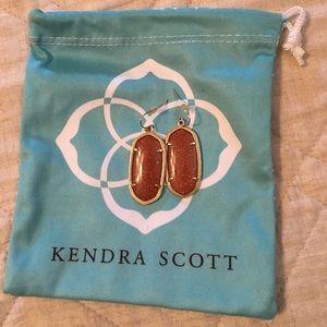 Kendra Scott Goldstone Elle Earrings